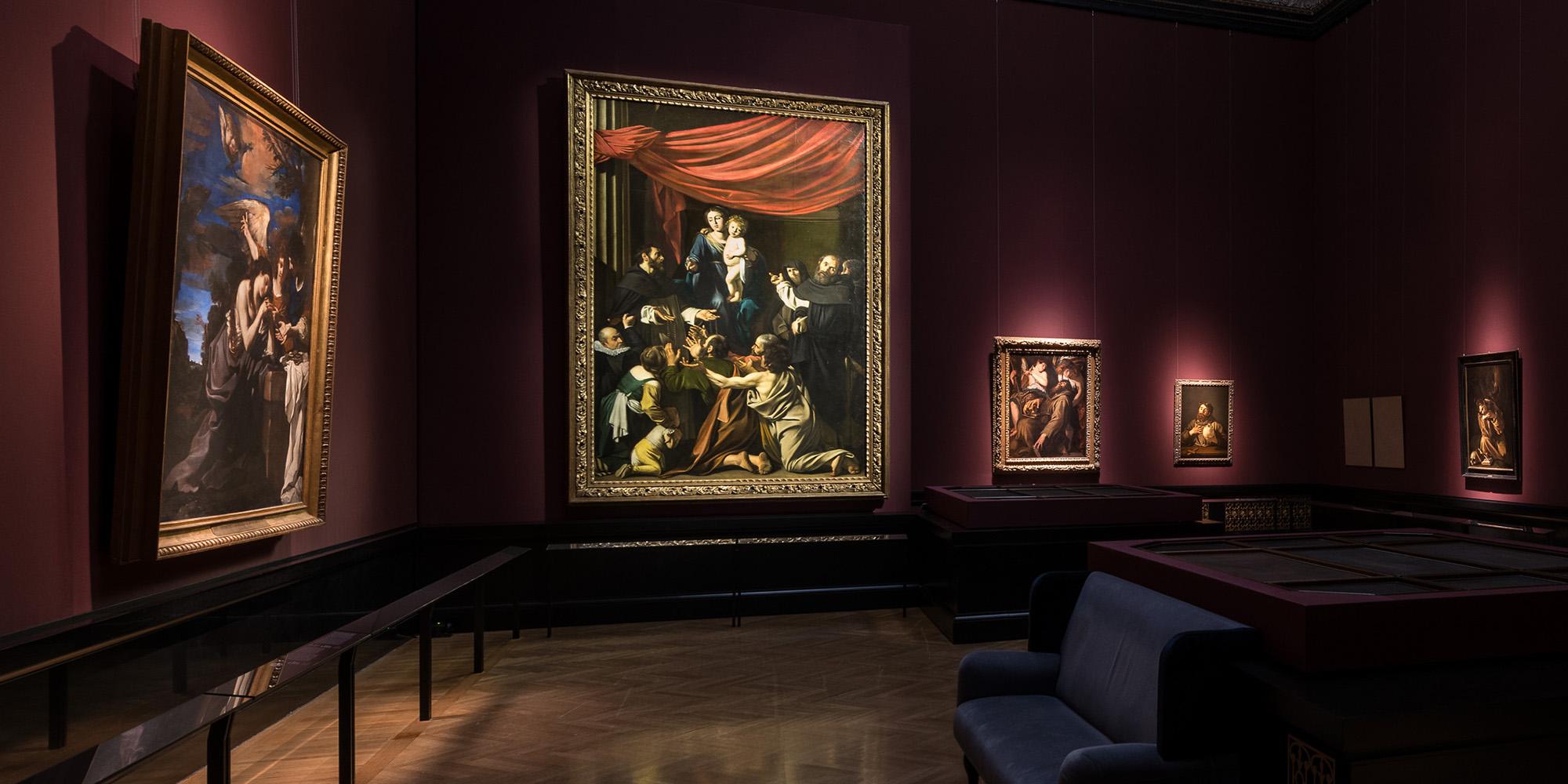 © KHM-Museumsverband, Ausstellungsansicht